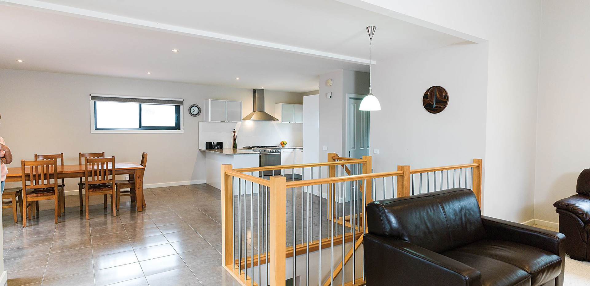 Town House open plan living