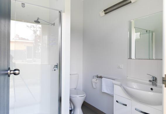 Ensuite Powered Site Bathroom