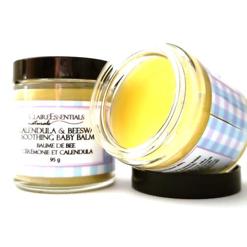 Beeswax & Calendula Baby Balm