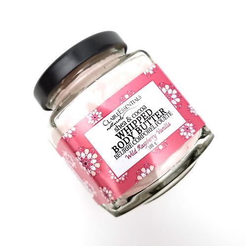 Wild Raspberry Vanilla Body Butter