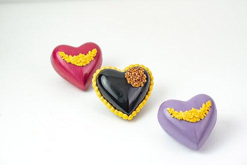 The luxury edible chocolates