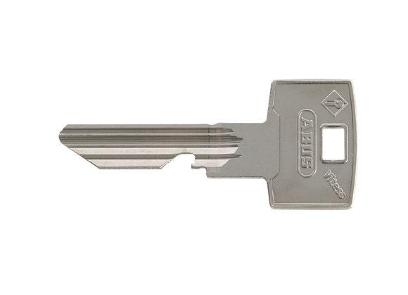 Abus Zolit Ekstra nøgler til systemet.