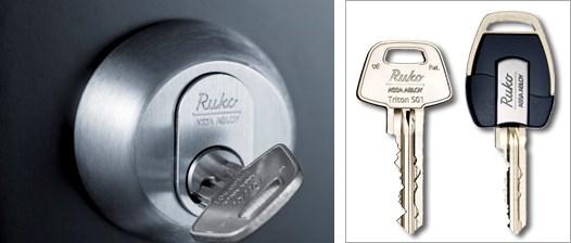 Ruko-Triton-låsesystemer