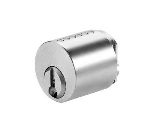AbusVitess. Rund cylinder til Gl Dk låsekasser.