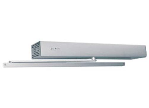 GEZE Automatisk døråbner EMD-F m/glideskinne dørblad.