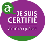 Certification ANIMA-Québec