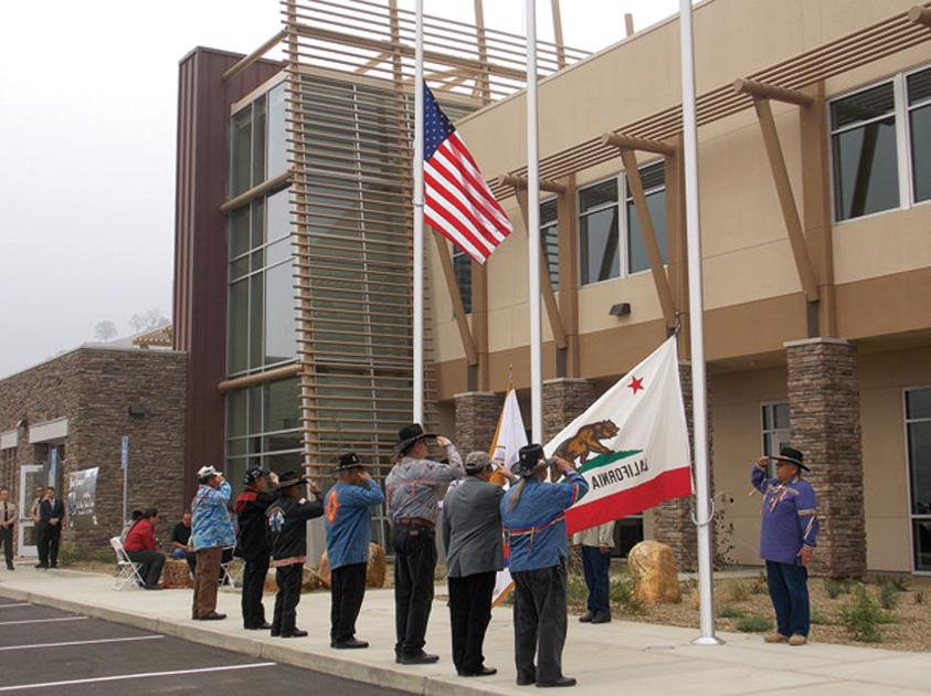Tule River Justice Center