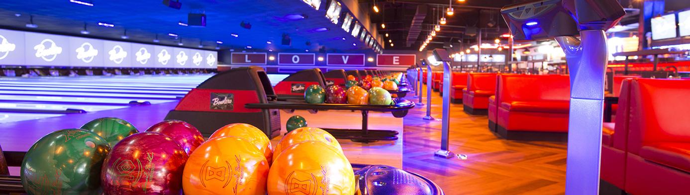 Bowlero Bowling Alley