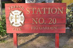 Fig Garden Fire Station Remodel