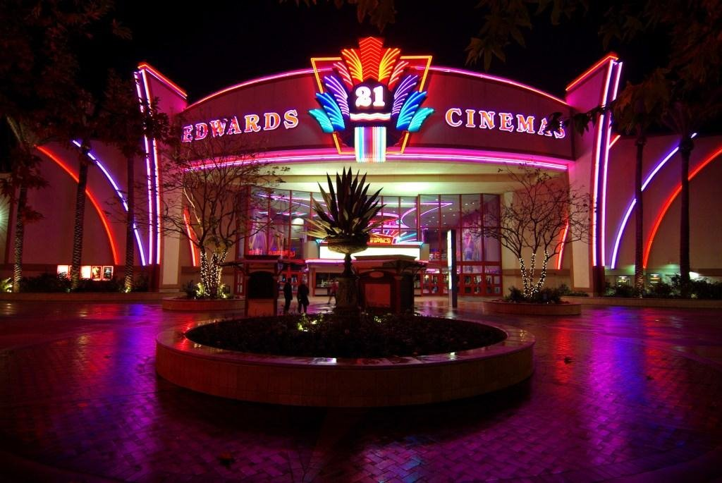 Edwards 21 Movie Theater