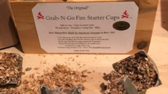 """The Original"" Grab-N-Go Fire Starter Cups"