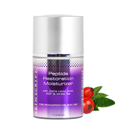 Skin Script Peptide Restoration Moisturizer 1.7oz