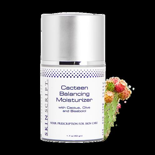 Skin Script Cacteen Balancing Moisturizer 1.7oz