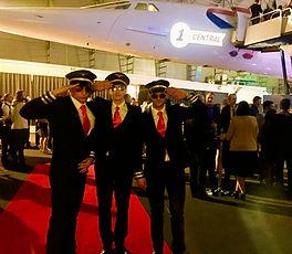 WinterWorks Entertainment - Airline Theme - Actors - Pilots - Events