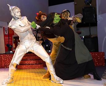 WinterWorks Entertainment - Wizard of Oz - Production Show - Dancers - Singers