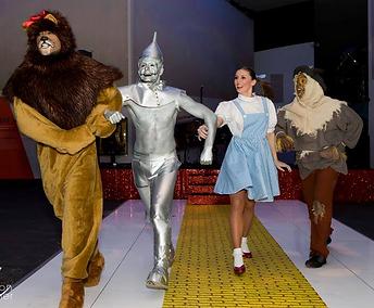 WinterWorks Entertainment - Wizard of Oz - Production show - Event entertainment - Dancers - Singers - Events