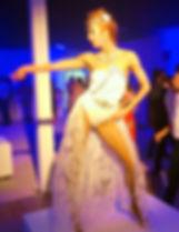 WinterWorks Entertainment - White Party Entertainment - Dancers - models - Event entertainment