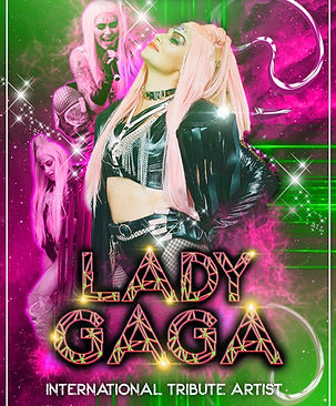 WinterWorks Entertainment present the best Lady Gaga Tribute artist in the UK. Book now to perform live at your next event. . Book now with WinterWorks Entertainment