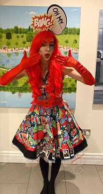 WinterWorks Entertainment - Pop Art - Events