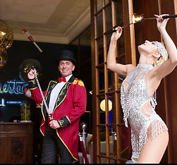 WinterWorks Entertainment - Circus - Circus theme - Ring Master - Fire performer - Juggler - Event Entertainment jpg