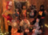 WinterWorks Entertainment - Circus - Animals - Bodypaint - Costumes - Dancers - Acrobats - Contortion - Zebra - Cheetah - Leopard - Event Entertainment - Show - Flash Mob - Mix & Mingle