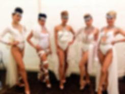 WinterWorks Entertainment - White Party Entertainment - hostess - hospitality - dancers - event entertainment