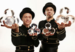 WinterWorks Entertainment - Crystal Contact Jugglers - Events