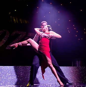 WinterWorks Entertainment, Valentines Day Theme, Valentines Entertainment, Tango Dancers, Dance Performance, Show, Events, Event Entertainment, Liverpool
