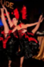 WinterWorks Entertainment - Cancan dancers - Moulin Rouge Flash mob - Event entertainment