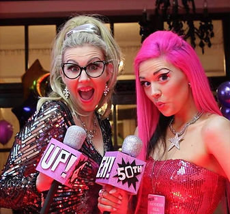 WinterWorks Entertainment, Corporate Events, Awards Events, Events, Charity Events, Reporters, Comedy Duo, Actress, comedian, Red Carpet treatment, Event Entertainment, Interactive Entertainment, Entertainment, Liverpool