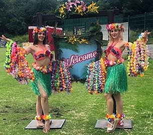 WinterWorks Entertainment - Hawaiian Theme - Hospitality - Events