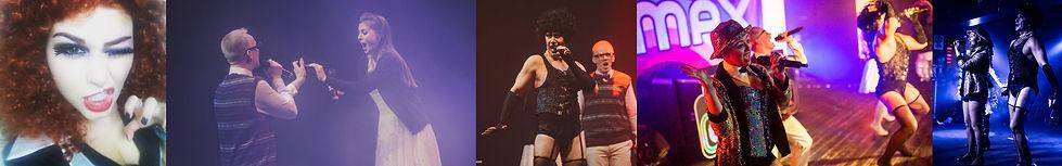 WinterWorks Entertainment, Transexual Transylvania, Rocky horror Tribute, Halloween Show, Dancers, Singers, Halloween Event, Liverpool