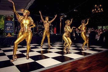 WinterWorks Entertainment - Hollywood Oscars Theme - Living Statue Flashmob - Dancers - Flash Mob - Living Statue - Events - Entertainment - Liverpool