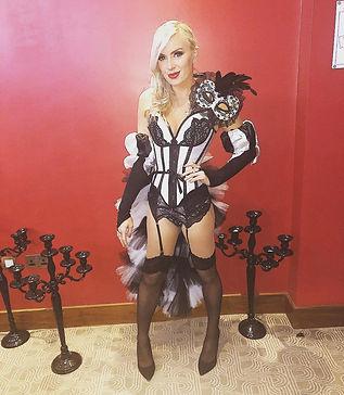 WinterWorks Entertainment - Venetian Masquerade - Hostess - Dancer - Hospitality - events - entertainment - liverpool
