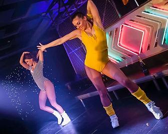 WinterWorks Entertainment - 80s entertainment - dancers - event entertainment