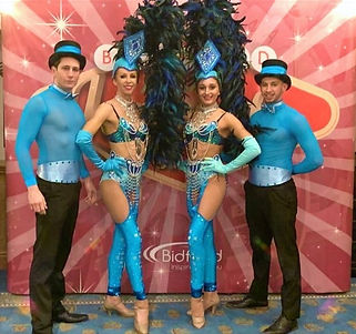 WinterWorks Entertainment - Showgirls & Boys - Vegas Theme - Events