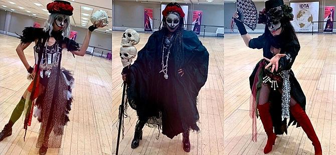 WinterWorks Entertainment, Voodoo Dolls, Day of the dead, Halloween Theme, Halloween Entertainment, Liverpool, Hospitality