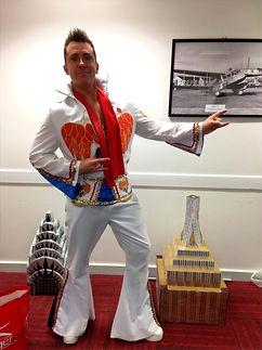 WinterWorks Entertainment - Las Vegas - American theme - Elvis Compere - Events