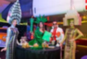 WinterWorks Entertainment - Hospitality - Living Table - New York Theme - Events