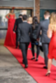 WinterWorks Entertainment - Red Carpet Lady - Grand entrance - Luxury Events - Meet and Greet