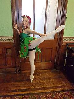 WinterWorks Entertainment - Fairy Ballerina - Spring Garden entertainment - Events - Liverpool - Dancers