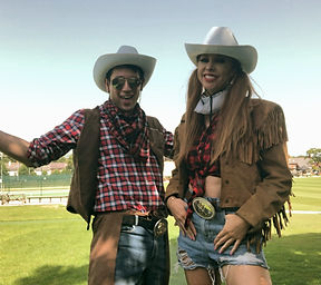 WinterWorks Entertainment - Cowboys - Cowgirls - Line dancers - Hospitality - Event Entertainment - Country & Western Entertainment