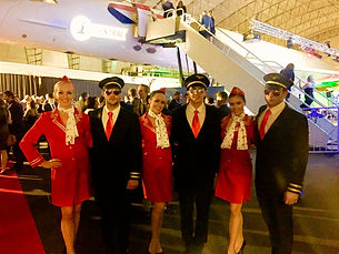 WinterWorks Entertainment - Airline Theme - Events