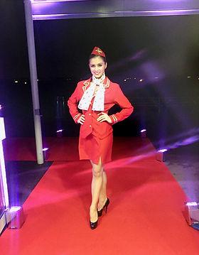 WinterWorks Entertainment - Airline Theme - Air Hostess - Meet & Greet - Events