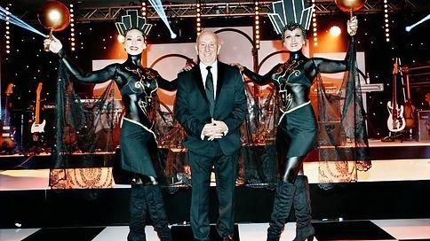 WinterWorks Entertainment - Body Paint - Hospitality - Awards Ceremony - Hostess