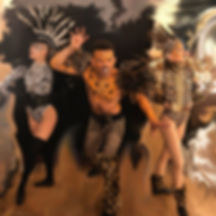 WinterWorks Entertainment - Animal Theme - Dancers - Events