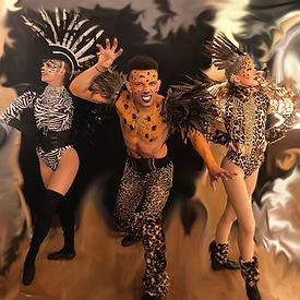 WinterWorks Entertainment - Animal Theme - Events - Dancers