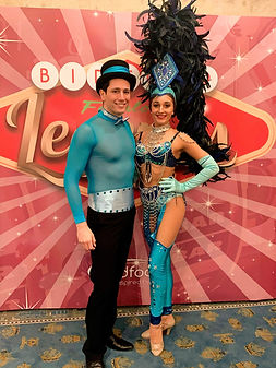 WinterWorks Entertainment - Showgirls & Boys - Hospitality - Dancers - Events - Las Vegas Theme
