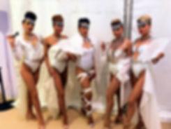 WinterWorks Entertainment - White Party Entertainment - Dancers - Hostess - Hospitality - Interactive entertainment - event entertainment