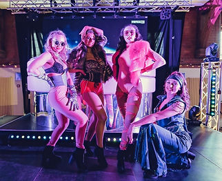 WinterWorks Entertainment - Studio 54 Entertainment - 70s Disco Entertainment - Dancers - Event Entertainment